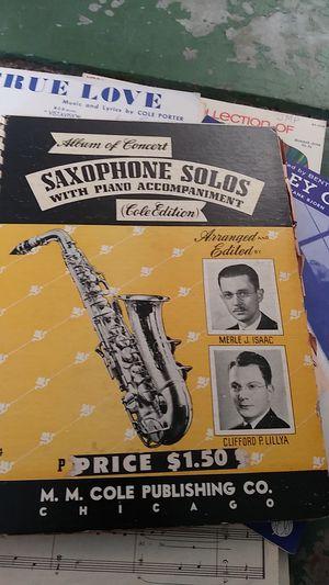 Saxophone solos for Sale in Phoenix, AZ