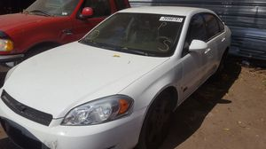 2007 Chevy impala for parts only. for Sale in Salida, CA