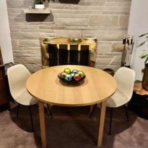 PRICED TO SELL Crate And Barrel Dining Table for Sale in Tacoma, WA