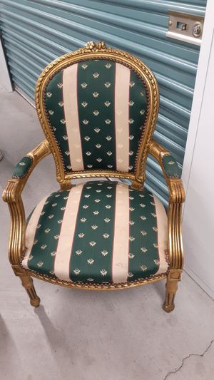 2 beauty originals French chairs. for Sale in Long Beach, CA