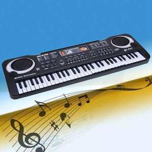 61 Keys Digital Music Electronic Keyboard Key Board Electric Piano Children Gift, US Plug for Sale in Bethesda, MD