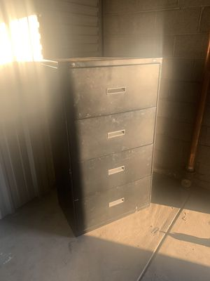 Filing Cabinet with Key for Sale in Edgewater, CO