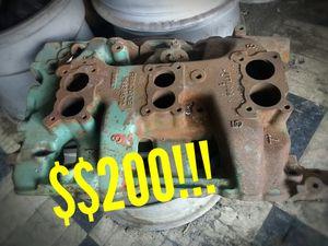 64 GTO intake tri power for Sale in Sacramento, CA