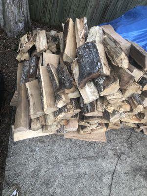 Half cord seasoned split hardwood for sale for Sale in Manassas, VA
