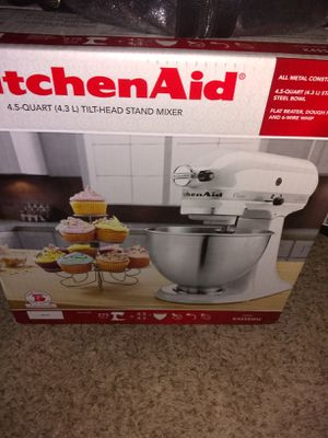 Kitchen aid mixer for Sale in Wichita, KS