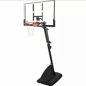 Spalding Basketball Hoop 54' Polycarbonate for Sale in North Potomac, MD