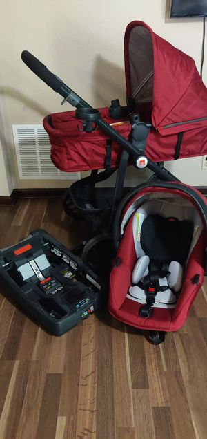 Stroller with car seats for Sale in Sugar Hill, GA