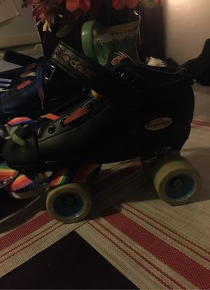Riedell skates for Sale in Tacoma, WA