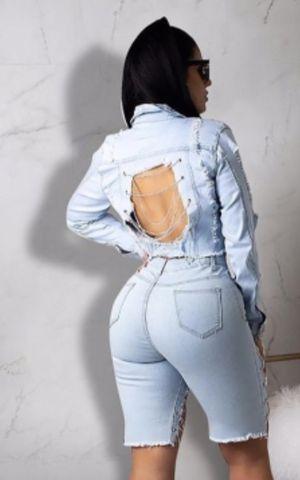 Jacket crop top Slim fit for Sale in North Miami, FL