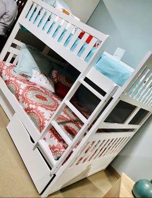 Full overfull bunk bed for Sale in Chandler, AZ