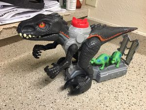 Dinosaur with battery is great working for Sale in Dallas, TX