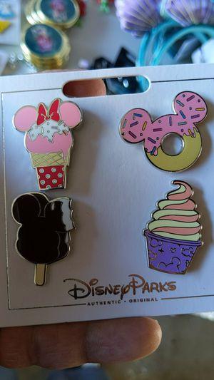 Disney treats collectible pin set new 10$ for Sale in Pico Rivera, CA