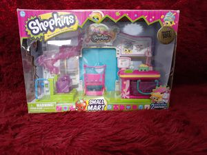 Shopkins Small Mart includes 2 exclusive Shopskins for Sale in Houston, TX