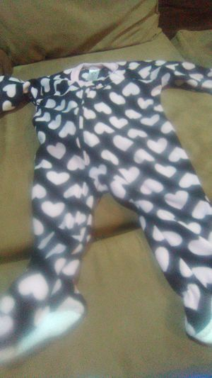 Size 18 month footed pajamas for Sale in Eau Claire, WI