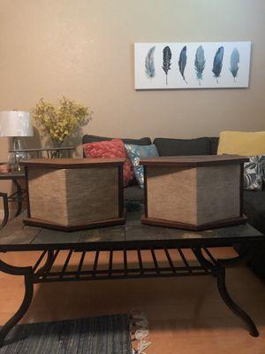 Vintage Bose 901 Series 1 Bookshelf Speakers for Sale in Turlock, CA
