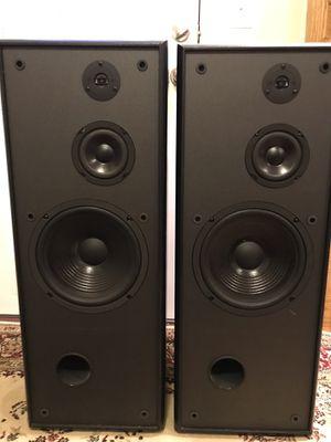 JBL tower speakers for Sale in Sterling, VA