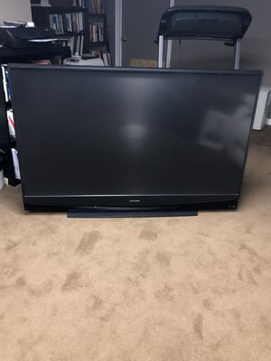 "65"" Mitsubishi TV for Sale in Frederick, MD"