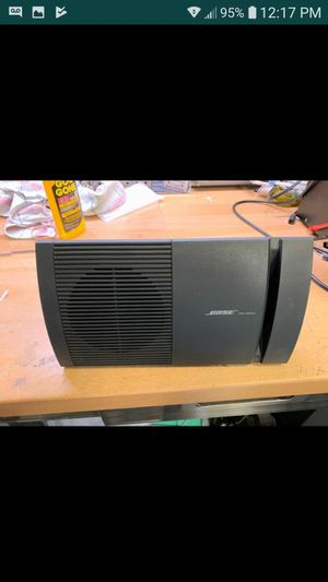 BOSE SPEAKER. 1100 WATTS SMALL BUT POWERFULL LOUD!!! for Sale in Clinton, MD