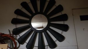 Fan wall mirror decoration for Sale in Willowbrook, IL