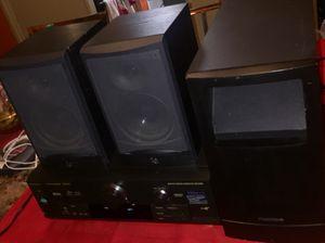 Surround sound system complete for Sale in Hyattsville, MD