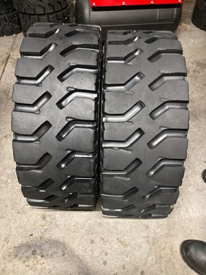 Used solid forklift tires 250-15 for Sale in Colton, CA