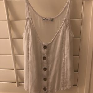 Hollister White Top for Sale in Dallas, TX