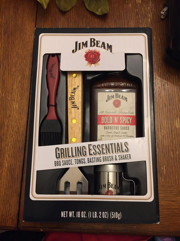 Jim Bean Grilling Essentials
