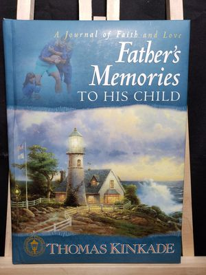 Fathers memories to his child Thomas kinkade for Sale in Zanesville, OH