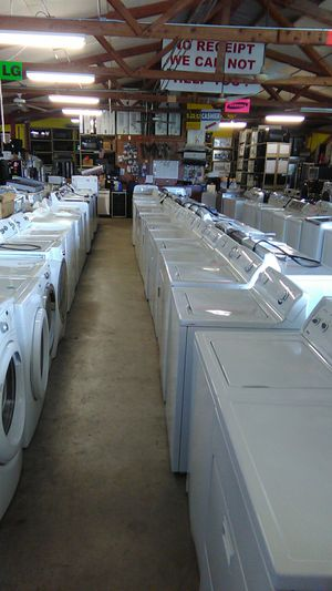 Huge Labor Day Sale going on today, one year warranty on all appliances covers parts and labor delivery available for Sale in Orlando, FL