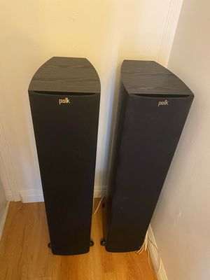 Polk Audio TSX 330t floorstanding speakers for Sale in Glendale, CA