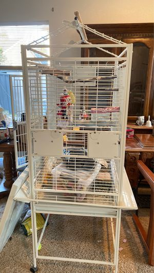Big bird cage for Sale in Hillsboro, OR