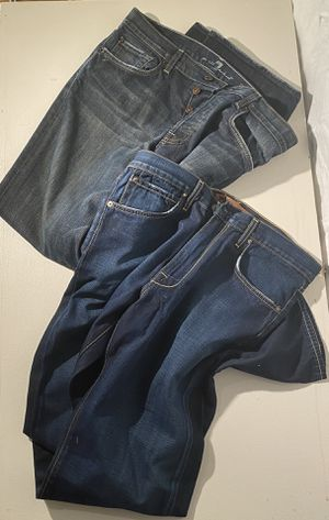 Men's Agave Denim & 7 For All Mankind Jeans for Sale in Portland, OR