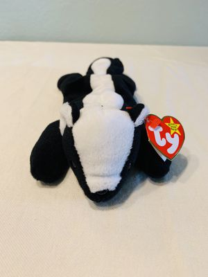 """""""Stinky"""" The Skunk TY Beanie Baby Style 4017 1995 Retired for Sale in Austin, TX"""