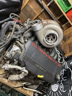 Ls1 317 heads and .78 trim turbo for Sale in Seattle, WA