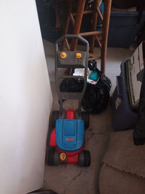 Kids lawnmower toy for Sale in Lawrenceville, GA