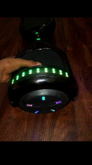 Bluetooth Hoverboard L.E.D Lights for Sale in Minneapolis, MN