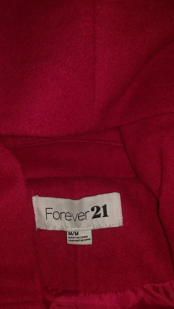 Forever 21 Coat