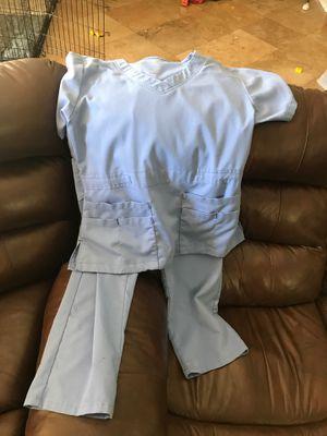 Seal blue scrubs for Sale in Glendale, AZ