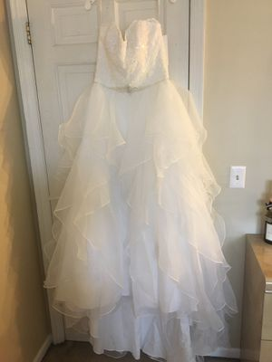 Best Offer - Wedding Dress for Sale in Peoria, IL
