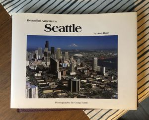 Hardback Book about Seattle for Sale in Tacoma, WA