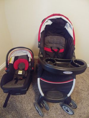 Graco stroller with infant car seat for Sale in McKinney, TX