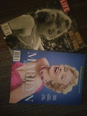 Marylin Monroe Magazines Mint Condition for Sale in VERNON ROCKVL, CT