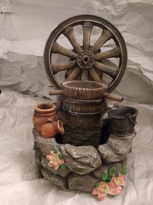 Western Table top fountain for Sale in Nuevo, CA
