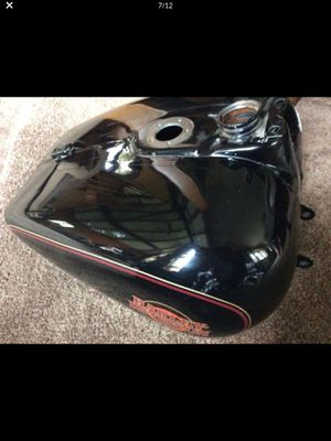 Motorcycle Harley Davidson Gas Fuel tank for Sale in Sewickley, PA
