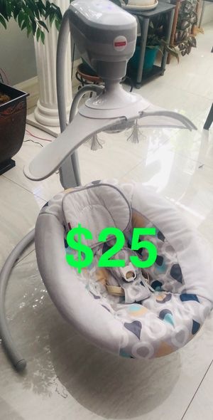 Baby swing for Sale in North Las Vegas, NV