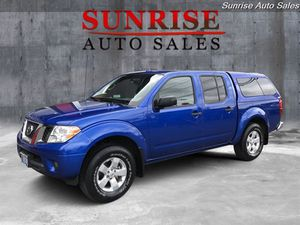 2012 Nissan Frontier SV V6, LOW MILES, LIKE NEW, 4X4, WOW!!! for Sale in Milwaukie, OR