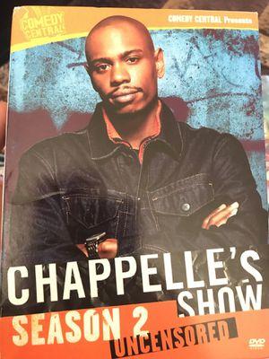 Full Chappelle's Show season 2 for Sale in Denver, CO
