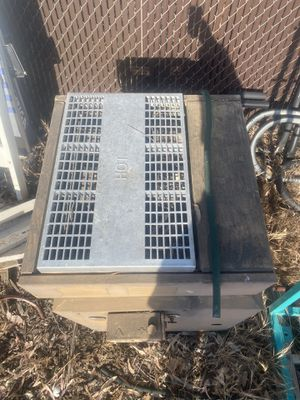 Pool or spa water heater works good for Sale in Clovis, CA