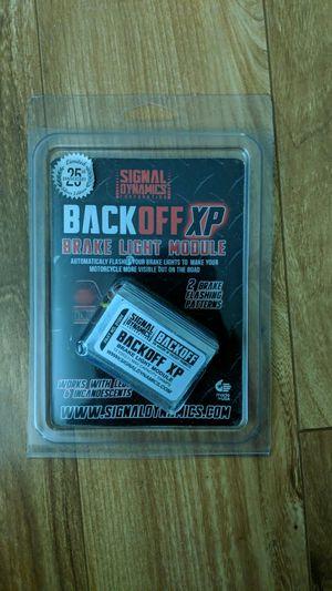 Back Off XP brake light module for Sale in Hoquiam, WA