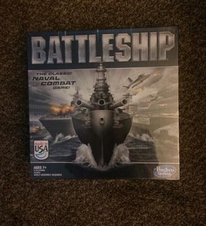 Battleship Board Game - brand new unopened for Sale in Hill Air Force Base, UT